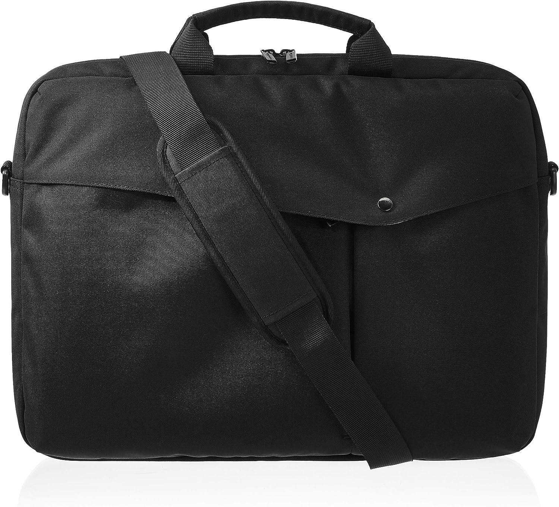 AmazonBasics Business Laptop Case - 17-Inch, Black