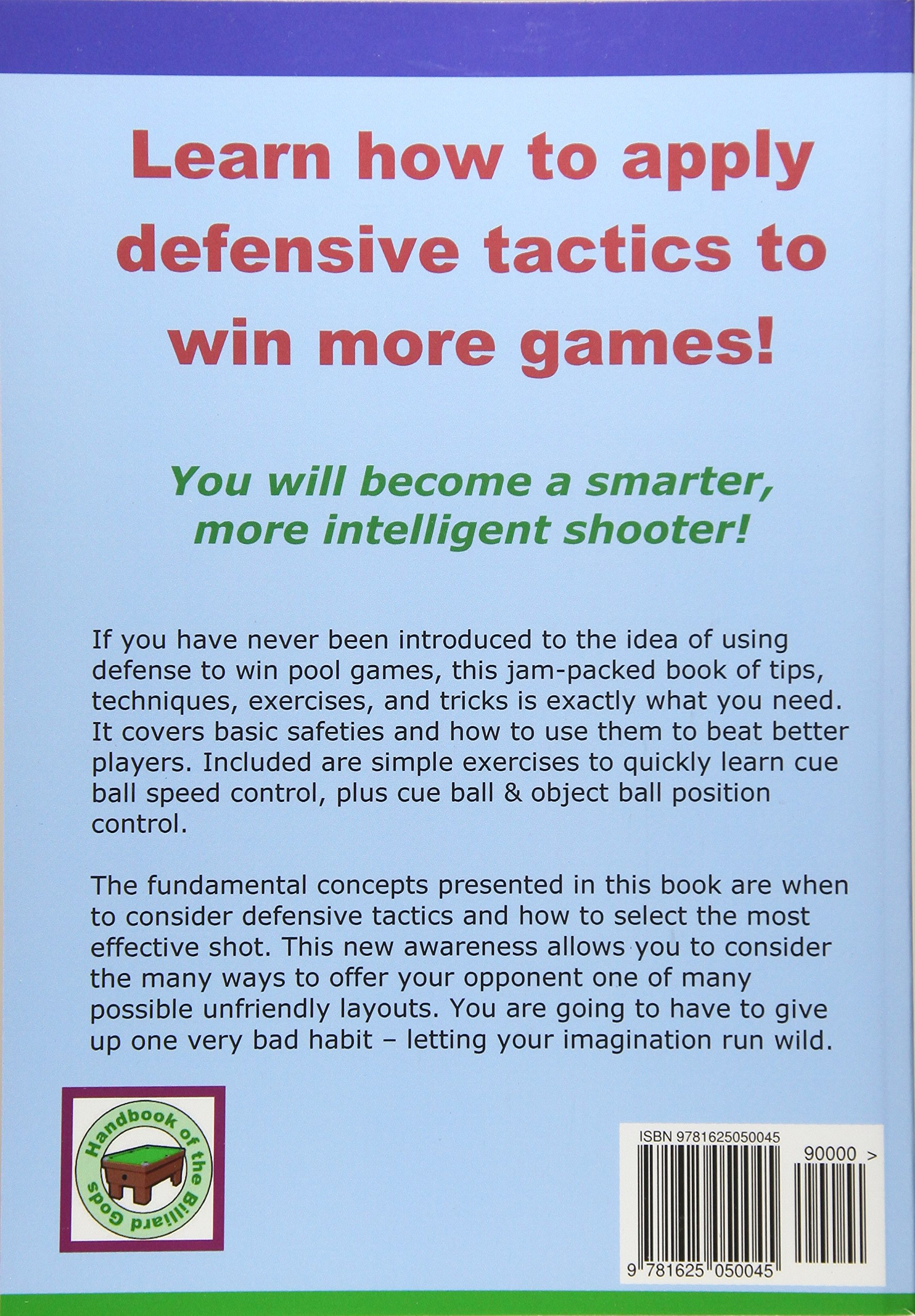 Basic Defense & Safety Fundamentals for Pool & Pocket Billiards ...