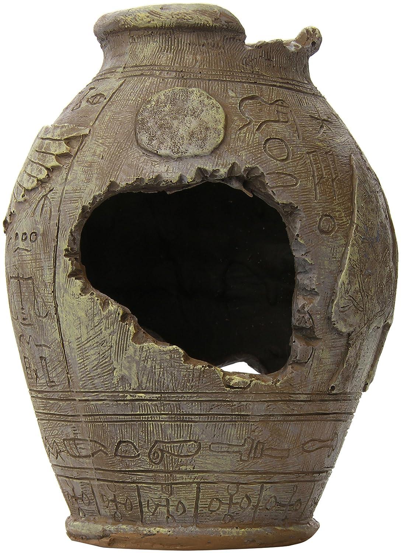 SPORN Aquarium Decoration, Ancient Vase 2