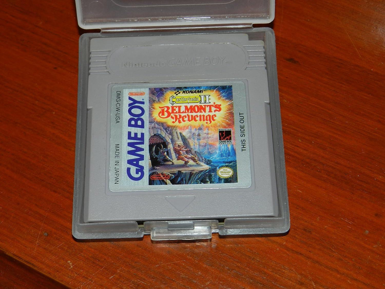 Castlevania II: Belmont's Revenge Konami