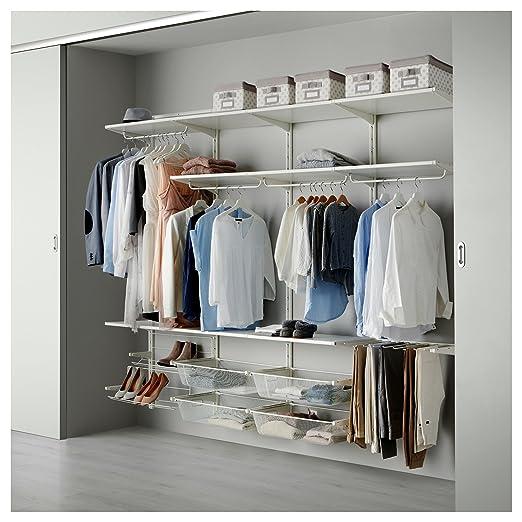 IKEA Algot - Wall vertical/varilla/organizador de zapatos ...