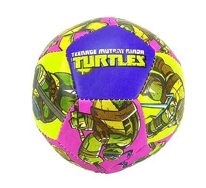 Amazon.com: 10cm Teenage Mutant Ninja Turtles Soft Play Ball ...