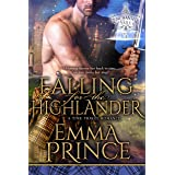Falling for the Highlander: A Time Travel Romance (Enchanted Falls Trilogy, Book 1)