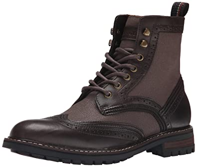 Tommy Hilfiger Mens Hartman Boot Brown