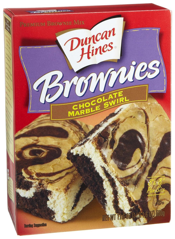 Duncan Hines Chocolate Swirl Cake