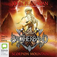 Scorpion Mountain: Brotherband, Book 5