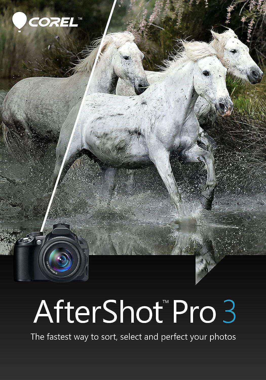 Corel AfterShot Pro 3   RAW Photo Editing Software [PC/Mac Key Card]