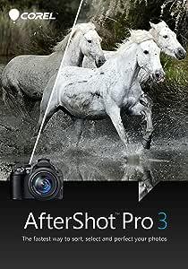 Corel AfterShot Pro 3 | RAW Photo Editing Software [PC/Mac Key Card]