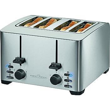 Auf dem Markt gibt es eine Vielzahl an Toaster in unterschiedlichen Größen, Farben und Formen.