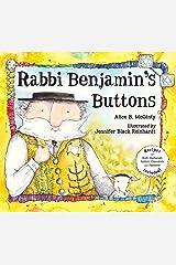 Rabbi Benjamin's Buttons Kindle Edition