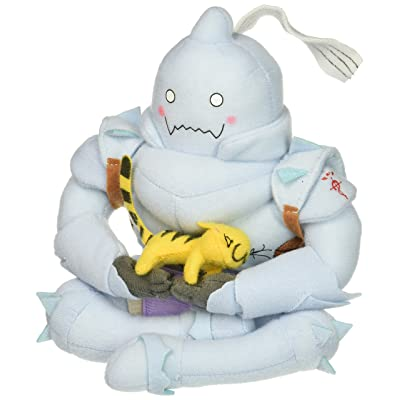 Great Eastern Entertainment Full Metal Alchemist Alphonse Sitting Plush: Toys & Games