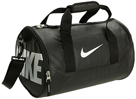 Nike Black Sports Gym Cylindrical Bag (0091209904343)  Amazon.in  Sports 622b8bd723b02