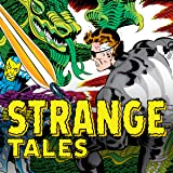 img - for Strange Tales (1951-1968) (Issues) (50 Book Series) book / textbook / text book