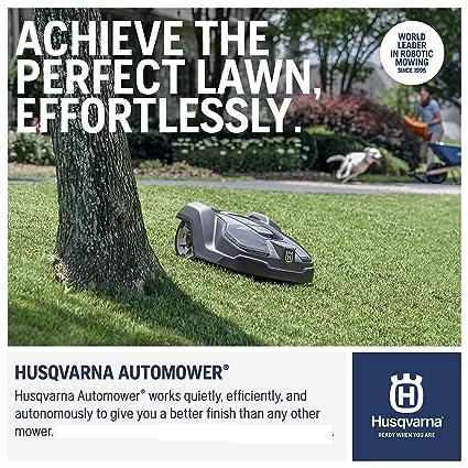 Amazon.com: Husqvarna 967646405 Automower 450X Robot ...