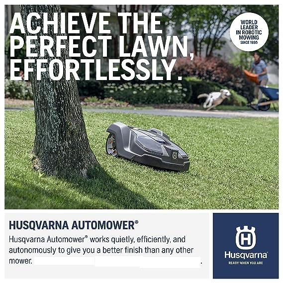 Amazon.com: Husqvarna 967622505 Automower 450X ...