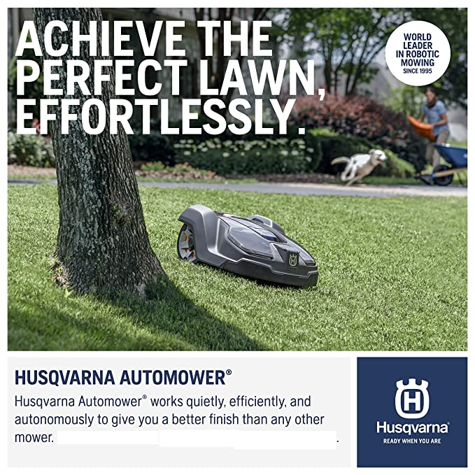 Amazon.com: Husqvarna 967622505 Automower 450X ...
