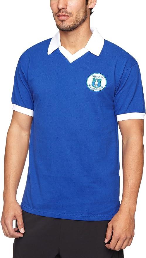 Everton 1978 Home Shirt