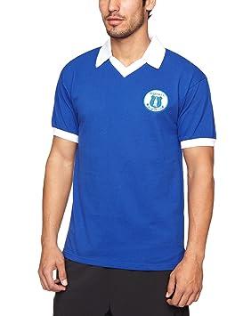 Score Draw Official Retro Everton 1978 - Camiseta de equipación de fútbol para Hombre, Color