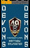 Devon's Demons: A Permadeath LitRPG LitFPS GameLit Novel