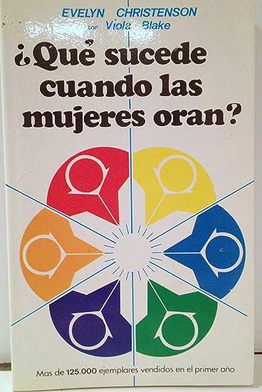 Amazon.com: Que Sucede Cuando Las Murje (Spanish Edition): Evelyn ...