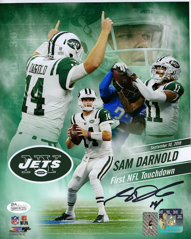 "NFL Poster 24/"" X 36/"" SAM DARNOLD NEW 1"