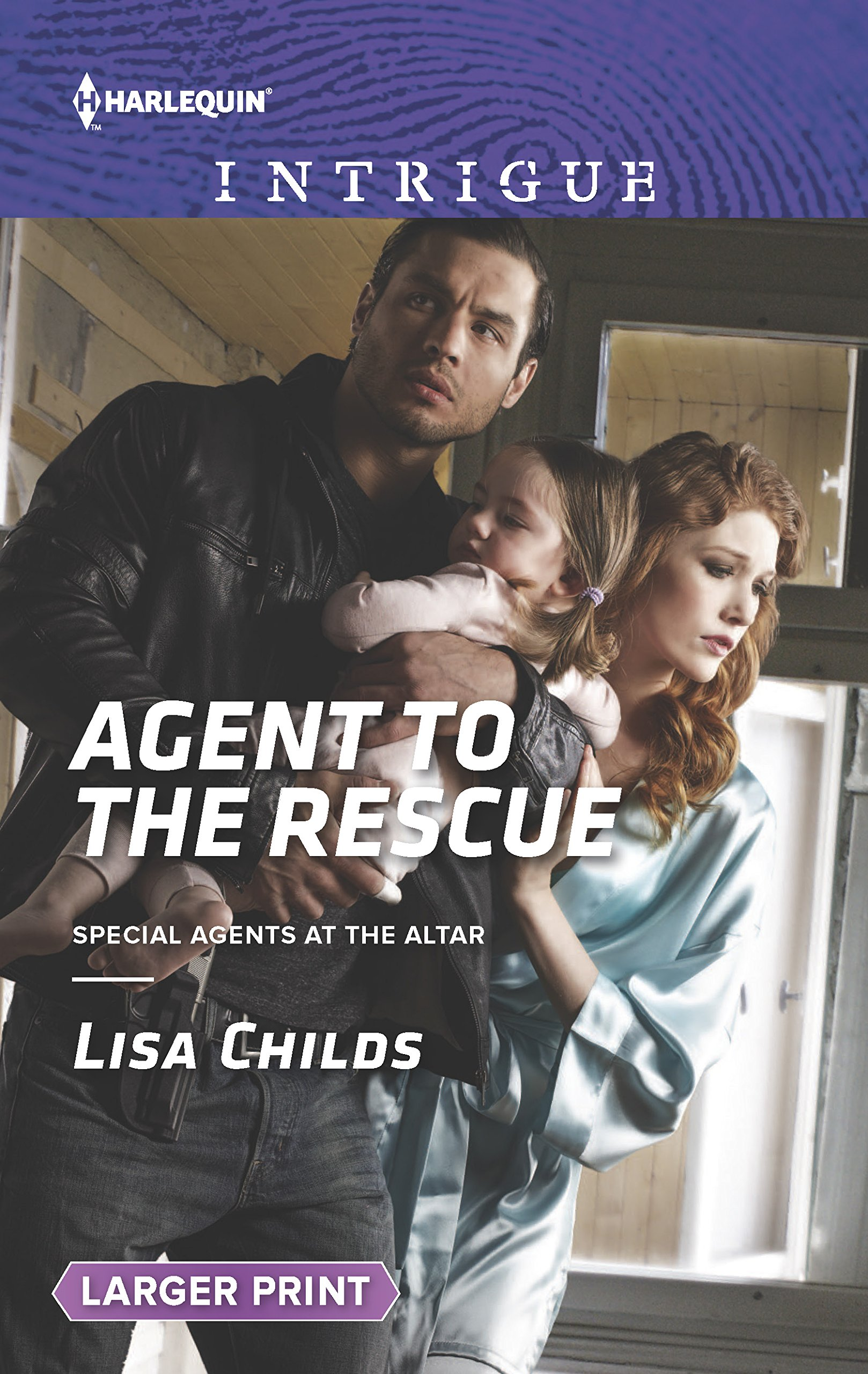 Download Agent to the Rescue (Special Agents at the Altar) PDF