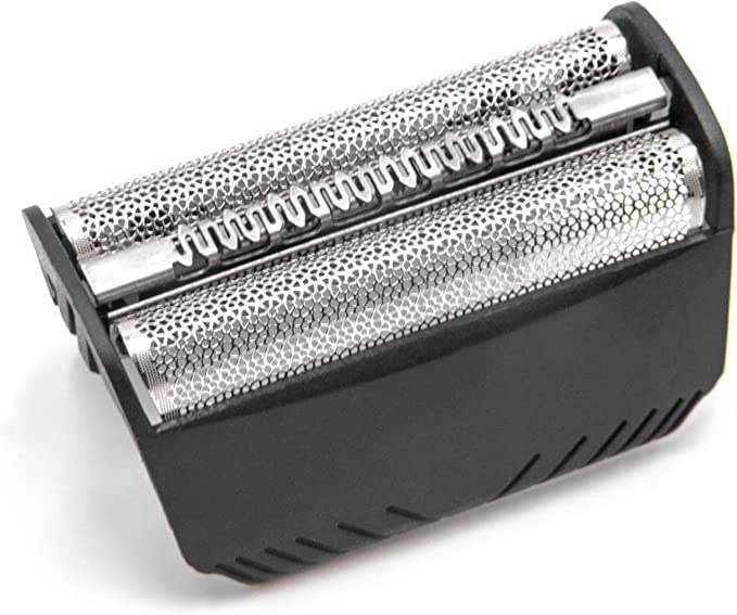 vhbw 1x Doble lámina de afeitar con marco para máquinas de afeitar ...