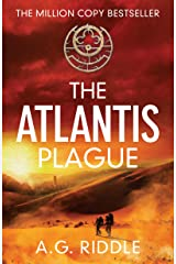 The Atlantis Plague (The Origin Mystery Book 2) Kindle Edition