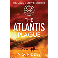 The Atlantis Plague: A Thriller (The Origin Mystery, Book 2) (English Edition)