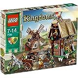 LEGO Kingdoms 7189: Ataque a la villa del molino [versión en inglés]