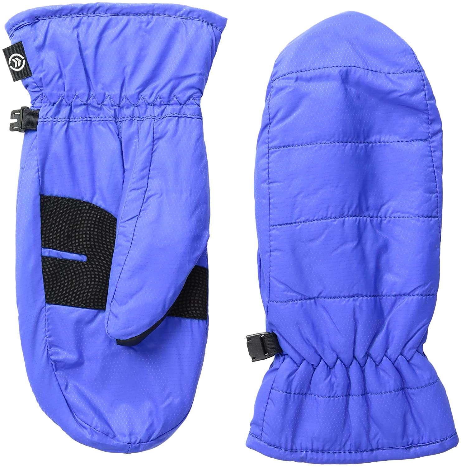 Isotoner Women's Quilted Nylon Mitten with Warm Touch Lining Totes Women's Accessories 40472