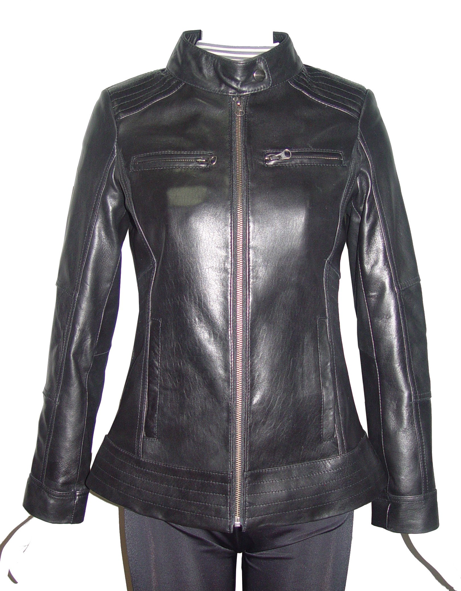 Nettailor 4173 Real Leather Womens Jackets Best Cool Stylish Expensive Lining