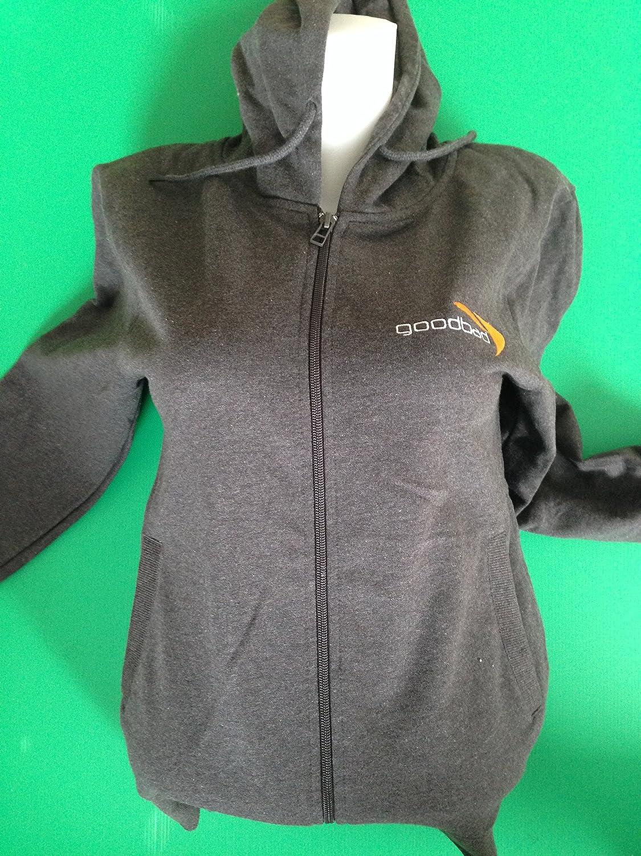 L GoodBad Sweat à Capuche en Coton Bio Coupe Femme
