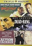 Last Boyscout & Dead-Bang & Action Jackson [Import USA Zone 1]