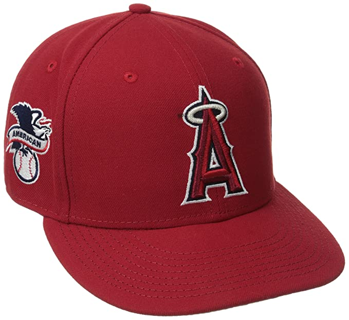 e6e973007 MLB Los Angeles Angels Baycik Snap 9Fifty Cap-ML