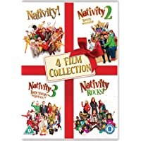 Nativity 4 Film Collection [2018]