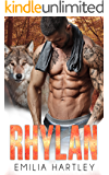 Rhylan (The Lost Wolves Book 2)