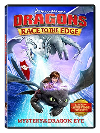 Dragons: Mystery Of Dragon Eye