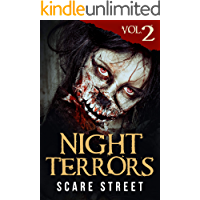 Night Terrors Vol. 2: Short Horror Stories Anthology book cover