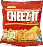 Kellogg's Cheez-It Baked Snack Crackers (Original, 1.5-Ounce Packages, Pack of 36)