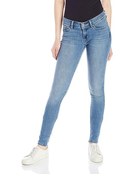 596f41ce8c Levi  s Mujer 711 Skinny Jean-Mezclilla para mujer