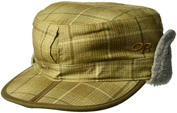c4f233e23c1 Amazon.com  Outdoor Research Men s Yukon Cap  Clothing