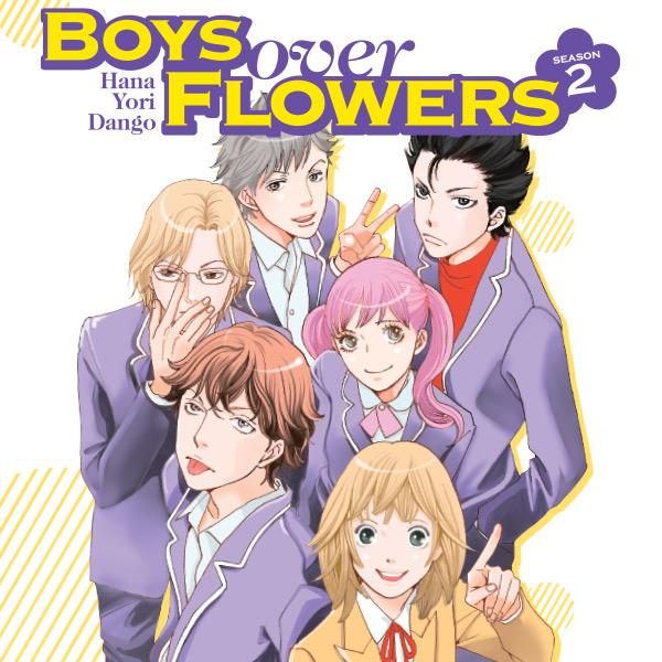 Boys Over Flowers Season 2 (Issues) (27 Book Series)