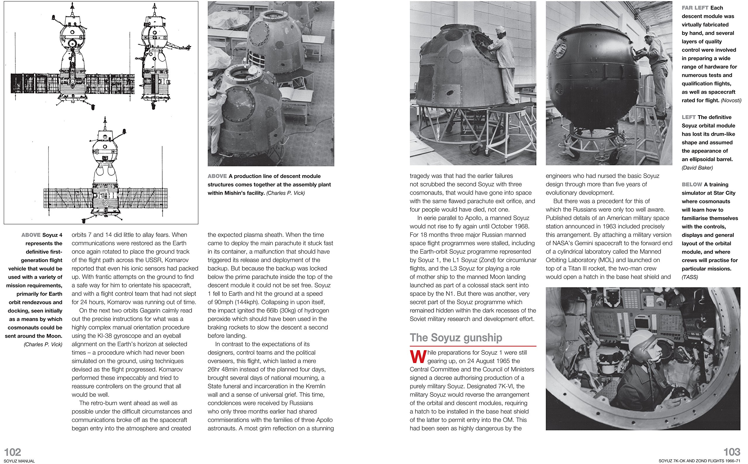 soyuz manual 1967 onwards all models owners workshop manual rh amazon co uk