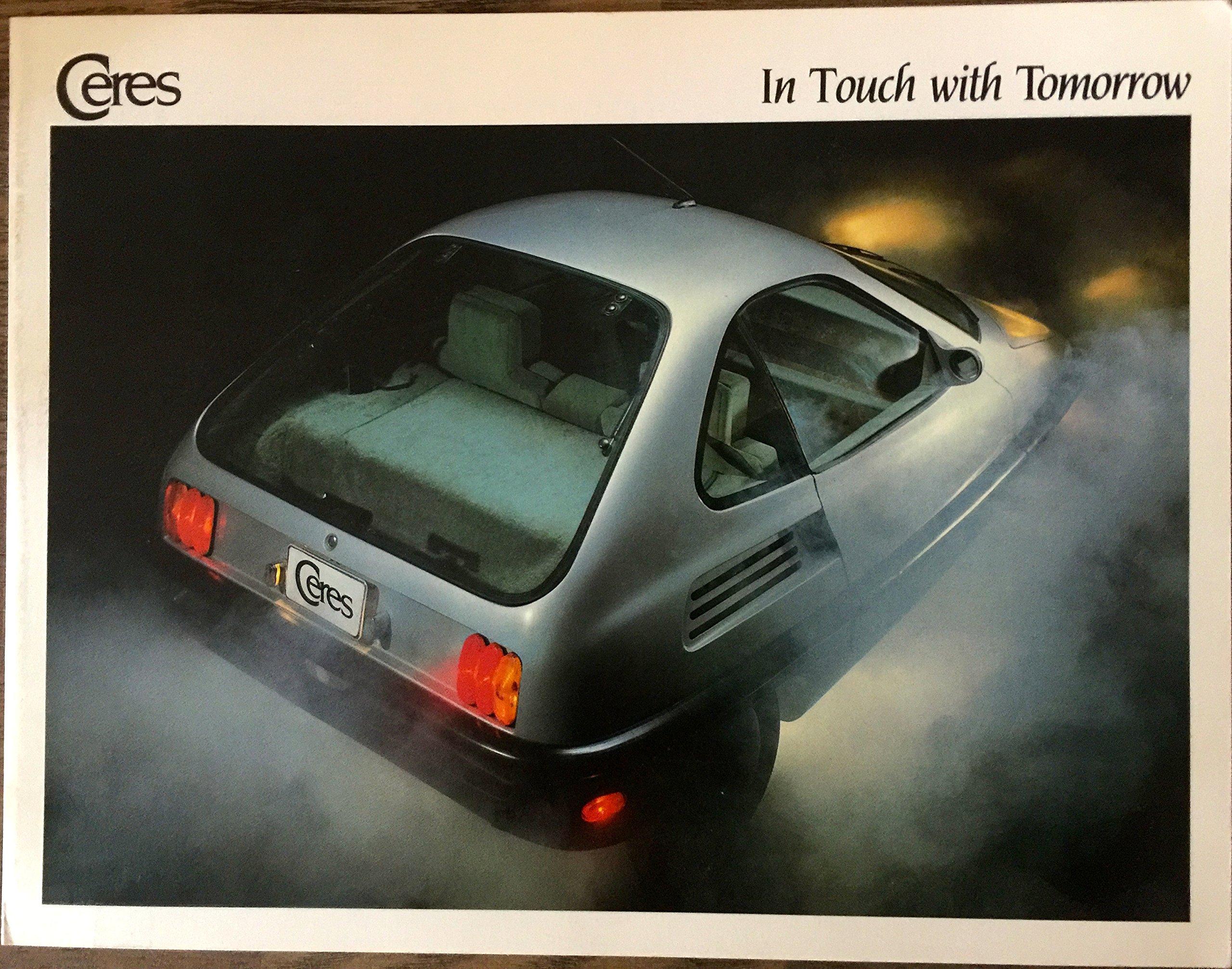 1983 Ceres Daihatsu 3-Wheel Automobile Brochure, Rockford Illinois