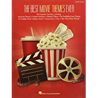 The Best Movie Themes Ever (Piano Solo Book): Songbook für Klavier