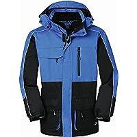 4Protect 20-003300-S - Chaqueta para hombre, color blau/schwarz, talla S