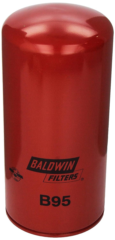 Baldwin Filter B95, Full-Flow Oil Spin-on