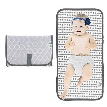 Amazon.com: Comfy Cubs - Cambiador portátil para bebé, L: Baby
