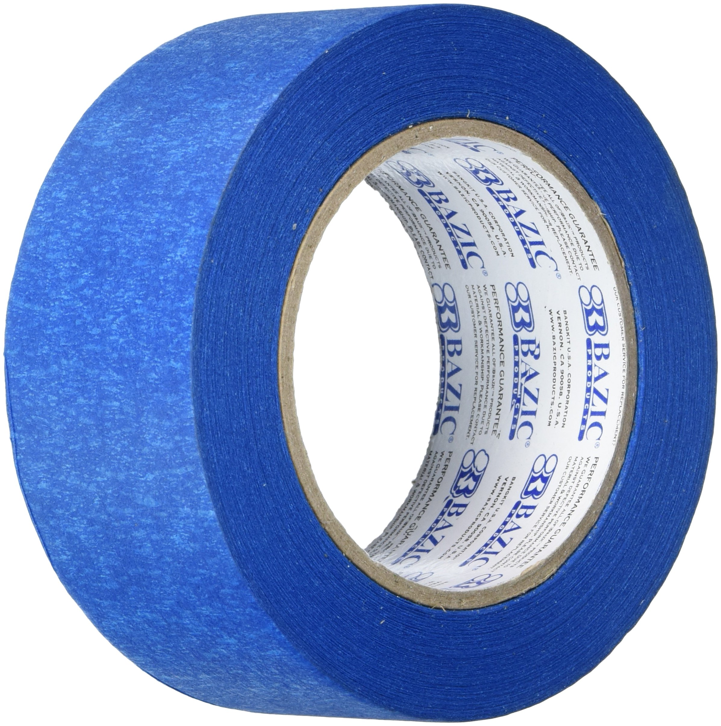 BAZIC Painter's Masking Tape, 60 Yards, Blue